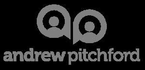 Andrew Pitchford - Grey Logo